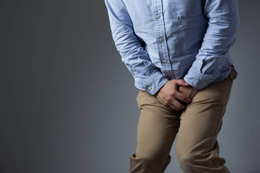 дискомфорт в гениталиях у мужчин