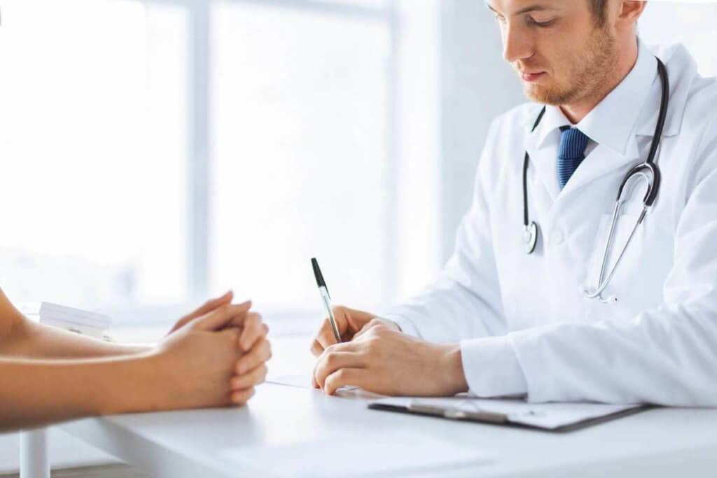 срочное обращение к врачу